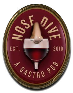 NOSE DIVE gastropub in Greenville, SC - great prices, lots of gluten free options, and the food is great! Gastro Pubs, Travel Usa, South Carolina, Wines, Diving, Places, Restaurants, Gluten Free, America