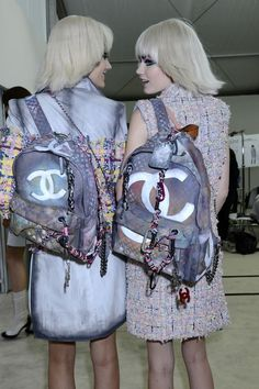 Chanel Backpack Collection & more detail