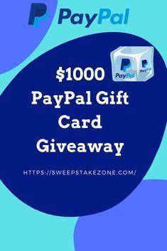free paypal gift card no human verification