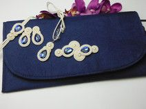 SOUTACHE bolso de mano de sobre FUCSIA pendientes Textiles, Soutache Jewelry, B & B, Shoulder Bag, Etsy, Bags, Fashion, Textile Jewelry, Hot Pink