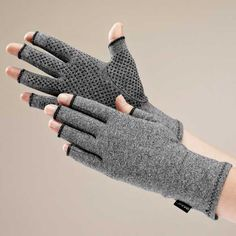 Compression Gloves for Arthritis - Braces & Supports - Aids for Daily Living and Mobility - Easy Comforts