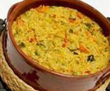 Receita Paelha vegetariana por Equipa Bimby - Categoria da receita Pratos principais vegetariano