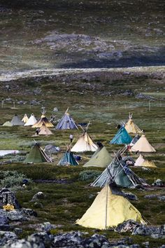 Would you like to go camping? If you would, you may be interested in turning your next camping adventure into a camping vacation. Camping vacations are fun Tent Camping, Outdoor Camping, Lappland, Sustainable Tourism, Arctic Circle, Historical Photos, The Great Outdoors, Habitats, Norway