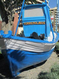 Fishing boat- Symbol of Torremolinos
