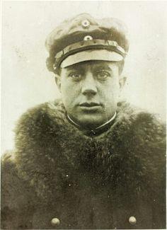 German Aviator Paul Baumer