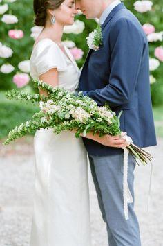 Romantic La Vie en Rose Wedding Inspiration in Provence