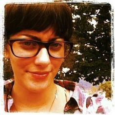 Anna Graizbord- Brooklyn-based San Diego native who loves comedy. San Diego, Brooklyn, Comedy, Anna, Glass, Drinkware, Corning Glass, Comedy Theater, Yuri