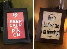 Pinterest Party | TheGoodTheBadAndTheTruth.com