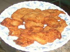 Egyptian Chicken Panne (Breaded Fried Ch...