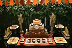 Fall Birthday Party Food Ideas from Beyond Decoration l Harvest Birthday Party, Fall Harvest Party, Fall Birthday Parties, Birthday Party Themes, Birthday Ideas, Birthday Recipes, Party Recipes, Cupcake Recipes, Pumpkin Patch Birthday