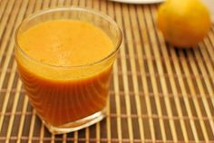 suco de chia e laranja