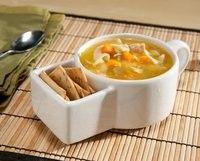 Soup & Cracker Mug - $12