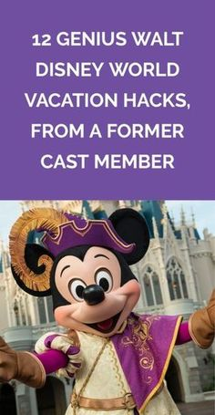 12 Genius Walt Disney World Vacation Hacks, From a Former Cast Member Finally, someone who can explain how the heck to use FastPass+. Disney World Secrets, Disney World Tips And Tricks, Disney Tips, Disney Fun, Disney Travel, Disney Worlds, Disney World Hacks, Disney Stuff, Disneyland Tips