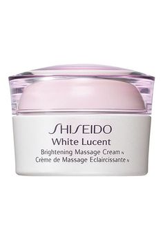 Very nice, noticed effect Shiseido 'White Lucent' Brightening Massage Cream available at #Nordstrom