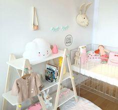 Sleepy Eyes or Cute EyeLashes in Nurseries and Kids' Rooms