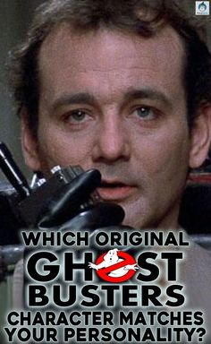 Is there something strange in your neighborhood? An invisible man sleeping in your bed? Who you gonna call? Find out which member of the original dream team you're most like now! Ghostbusters Characters, Original Ghostbusters, Movie Facts, Fun Facts, Throwback Quotes, Character Personality, Movies Coming Out, Ghost Busters, Invisible Man