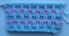 Easy to Knit Beautiful Knitted Pattern - (in Russian) Easy to Follow Video Tutorial