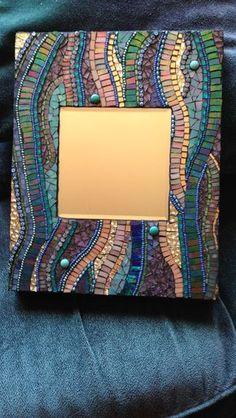 Espejo mosaico 11 x 14