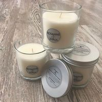 Social Media - soft fig & coconut luxury candle or reed diffuser