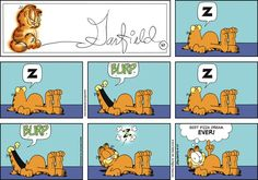 Garfield Cartoon for May/27/2012