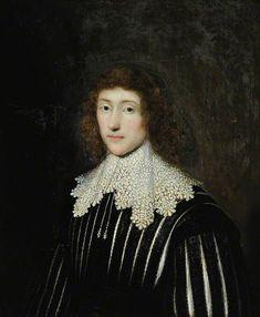 William Cavendish, 3rd Earl of Devonshire by Cornelis Janssens van Ceulen. 1631