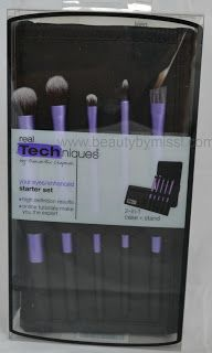 Real Techniques by Samantha Chapman Your Eyes/Enhanced Starter Set via @beautybymissl  #makeup #eyemakeup #makeupbrush