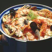Grandma Birch's Seafood Bouillabaisse by Clarene Birch Chili Recipes, Fish Recipes, Seafood Recipes, Great Recipes, Soup Recipes, Healthy Recipes, Dinner Recipes, Bouillabaisse Soup Recipe, Seafood Bouillabaisse