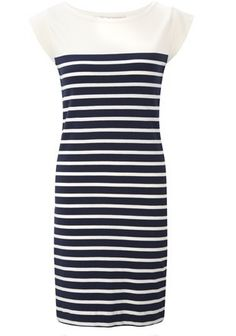 Fabulous french connection dress, great for summer, I am a sucker for anything striped especially navy and cream! So chic! Love!