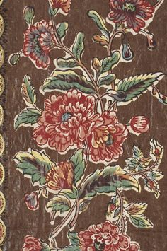 Winterthur Museum Collection fabric 1815