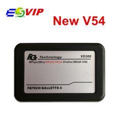 2016 Latest Version f-gtech galletto 4 master V54 BDM-TriCore-OBD Function FG-Tech V54 ECU Programmer Multi-Language ecu master #Affiliate