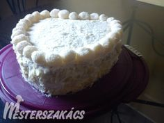Raffaello torta recept Vanilla Cake, Tiramisu, Ethnic Recipes, Food, Raffaello, Essen, Meals, Tiramisu Cake, Yemek