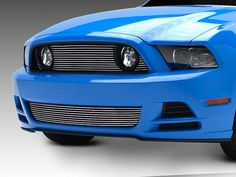 T-Rex billet grilles are perfect addition to any vehicle looking for an updated style over the factory grilles. Developed in a state of art facility using highest quality billet bar aluminum, you can't go wrong in choosing a T-Rex billet grill. Best of all, these are made right here in the U.S.A.!