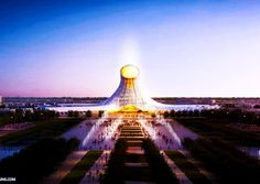 IS THIS THE NEW WORLD ORDER CITY OF ANTICHRIST? Welcome to Astana, Kazakhstan, the 'strangest city on Earth' where global leaders from the United Nations meet in a pyramid to discuss ways to unite all the world's religions. Fantasy? Nope, it's happening right now and you need to know about it. #NewWorldOrder #NTEB http://www.nowtheendbegins.com/new-world-order-has-created-its-first-capital-city-headquarters-in-astana-kazakhstan/