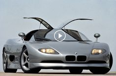 BMW Nazca Concept is the most beautiful sporting car ever made by the Bavarian company. If some of you did not even hear about this model, is because only a few models have been made Bugatti, Maserati, Supercars, Logo Bmw, Ferrari 456, Jaguar Sport, 135i, Bmw Classic Cars, Twin Turbo