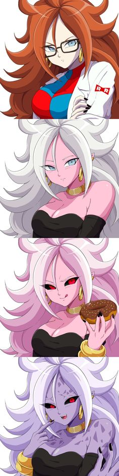 Read 53 from the story Androide FanArts by (🐈❤) with 165 reads. Dragon Z, Dragon Ball Gt, Chica Anime Manga, Anime Kawaii, Gijinka Pokemon, Fan Art, Anime Art Girl, Anime Characters, Character Design