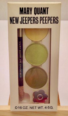 Mary Quant New Jeepers Peepers Eye Shadow