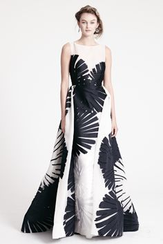 Dennis Basso Resort 2016 - Collection - Gallery - Style.com