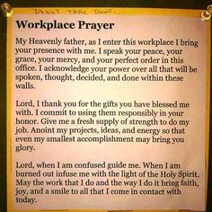 Monday Morning Prayer, Morning Prayers, Prayer For Workplace, All That Matters, Heavenly Father, Peace, Thoughts, Sobriety, World