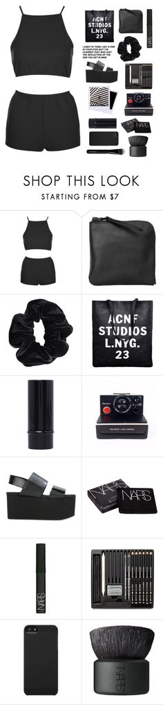 """aleeza's 2.5k set challenge day 6"" by thunderingwaves ❤ liked on Polyvore featuring Topshop, Xenab Lone, American Apparel, Marni, NARS Cosmetics, Incase, Givenchy and infinitysetchallenge"