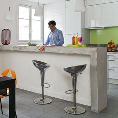 bar - comptoir | inspiration cuisine | pinterest | bar - Creer Un Comptoir Bar Cuisine