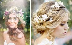 The Bridal Hairstyles And Makeup Trends For Fall 2018