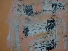 "Dennis ""Sio"" Montera - ""Sacred Writings "", Painting, Abstract Expressionist, 2010"