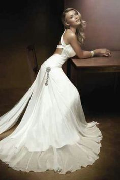 my wedding dress except it will have a slight tint of baby blue and the back will be different