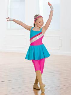 Behind the Music   Revolution Dancewear Jazz/Tap Dance Recital Costume