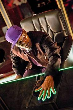 "Samuel L. Jackson é o vilão Richmond Valentine, em ""Kingsman - Serviço Secreto"""