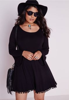 Missguided+ is the hottest new plus size line for babes of all sizes. Dedicated to directional, strong and confident designs for sizes 16-24, Missguided+ is the perfect platform to up your fashion game and work those curves in style. Channe...