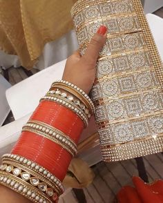 Fulfill a Wedding Tradition with Estate Bridal Jewelry Bridal Bangles, Bridal Jewelry Sets, Bridal Accessories, Wedding Jewelry, Gold Jewelry, Hand Accessories, Bridal Jewellery, Silver Bracelets, Silver Ring
