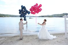 Weddings, Jersey style: Childhood friendship evolves into grown-up love | NJ.com @njdotcom #njweddings #lakemohawk
