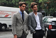 Tommy Ton's Street Style: The Men of Milan: Style: GQ