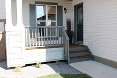 Front Porch - Pewter by Behr